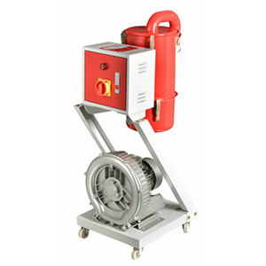 XAL-U Europeanized separate suction machine